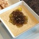 Hummus with Zatar