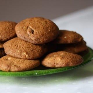 Aunt Lou's Hermit cookies