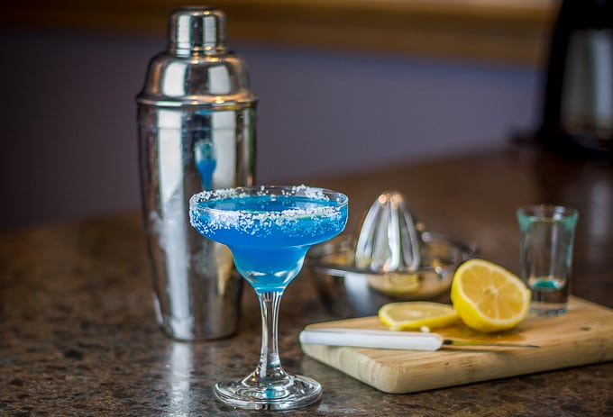 blue margarita