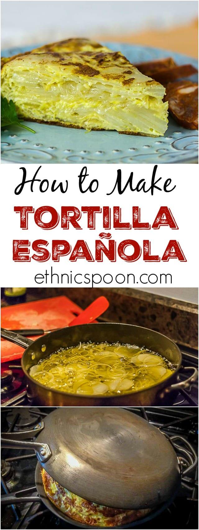 Spanish Potato Tortilla (Tortilla Espanola) Recipe — Dishmaps