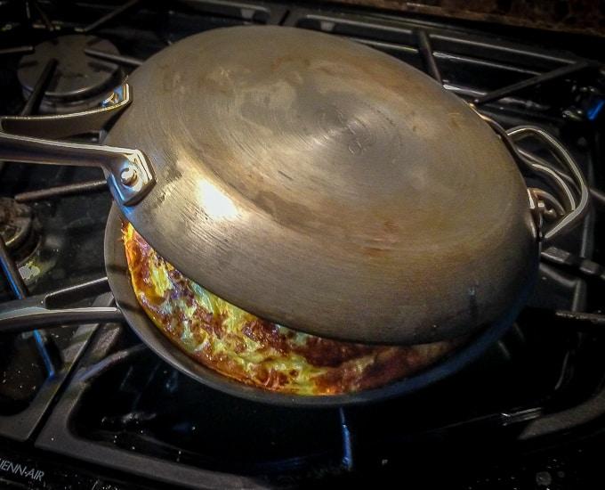 Tortilla Espanola Spanish Potato Pie
