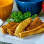 Fried Yuca Strips