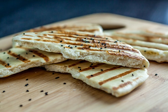 with lebanese flat bread grilled flatbread the lebanese cable channel ...