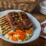 Turkish Rack of Lamb