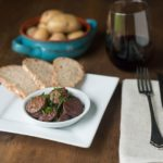 Spanish chorizo in red wine sauce | Ethnicspoon.com