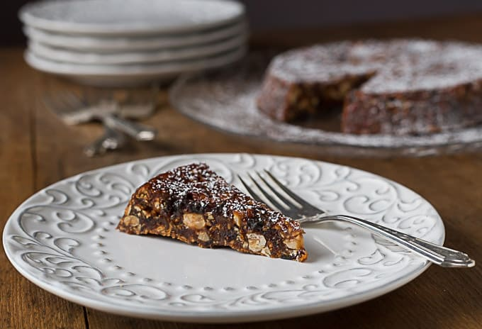 Panforte: A 14th century Italian Chrismas dessest made with nuts ...