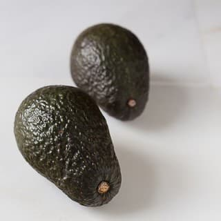 Fresh ripe avocado and history.   ethnicspoon.com