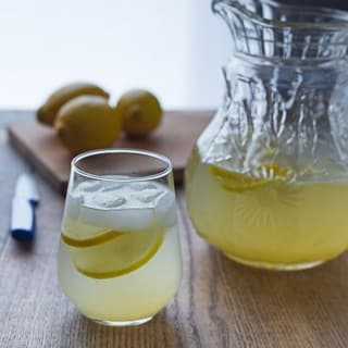 Rosewater lemonade recipe | ethnicspoon.com