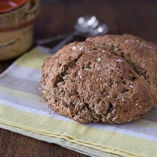 Irish brown soda bread | ethnicspoon.com