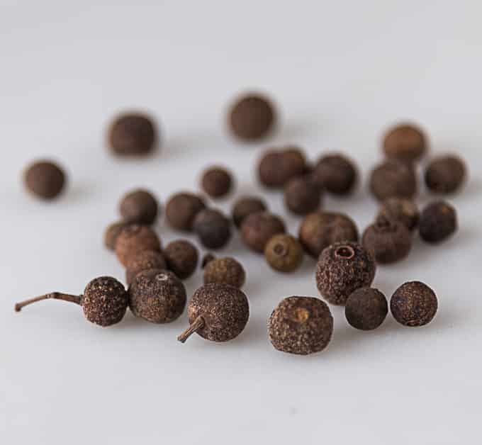 The history of allspice and uses.   ethnicspoon.com