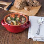 Irish Dublin Coddle recipe - easy and delicoius| ethnicspoon.com