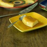 No Bake stove top flan recipe is a Latin American custard with caramelized sugar.   ethnicspoon.com