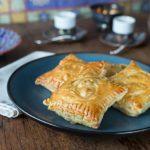 Turkish telas kebabi recipe with puff pastry. | ethnicspoon.com