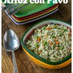 Latin style leftover turkey: Add some latin flair to your holiday leftovers with some arroz con pavo.   ethnicspoon.com
