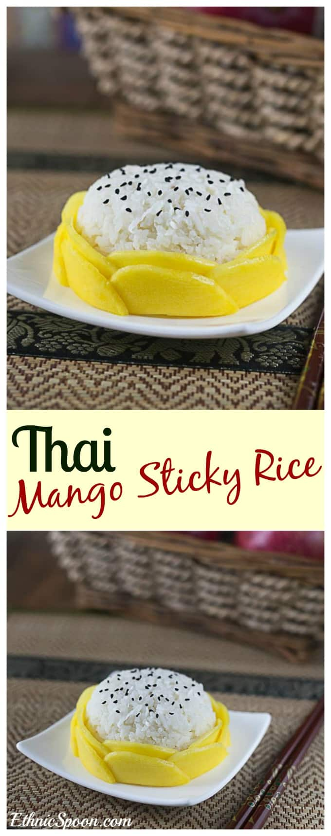how to cook thai sticky rice