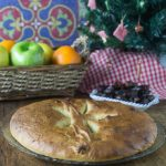 A traditional French Christmas bread: sweet olive oil bread or Pompe à l'huile. | ethnicspoon.com