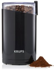 Krups coffee grinder for spices and herbs. | ethnicspoon.com