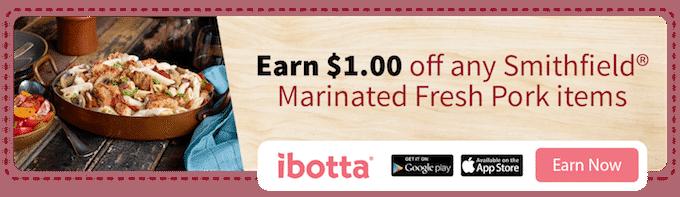 Ibotta $1.00 Coupon