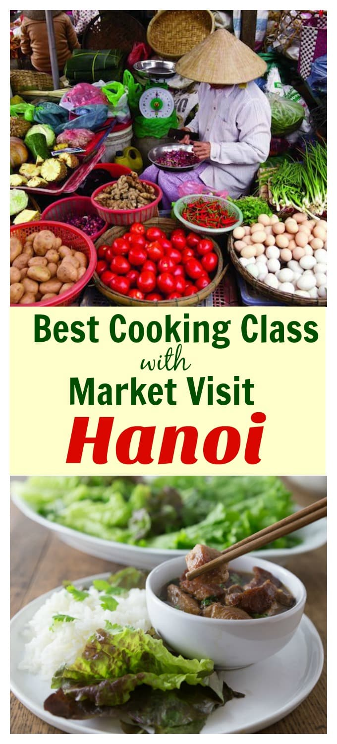Traveling to Hanoi? Are you a foodie? You must try Maia Travel & Events cooking class. They also offer street food tours that will take you to all the local favorite places you are not likely to find on your own. Check out this taste of Hanoi!