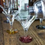 Lemongrass vodka martini adds a fresh flavor to a popular cocktail. Shake up a vodka martini with a Southeast Asian twist. Learn preparation techniques to use lemongrass in several different dishes. This drink uses lemongrass infused simple syrup and it adds a subtle flavor. | ethnicspoon.com
